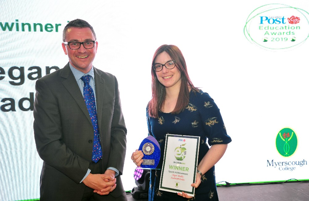 LP Awards 2019 - Megan Bradley