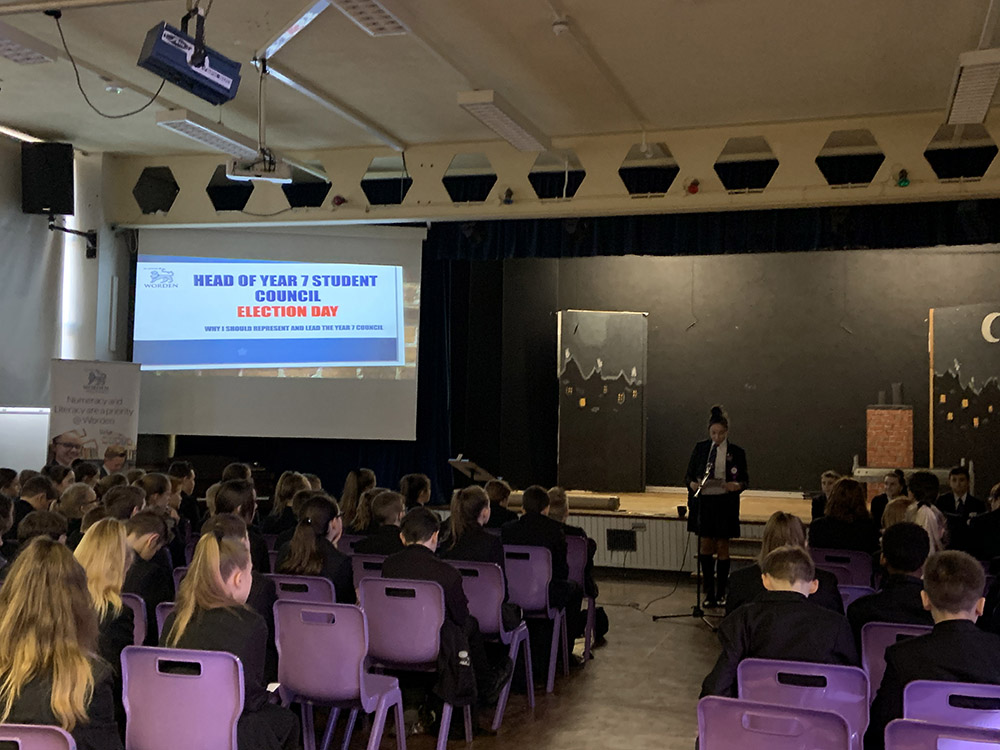 Year 7 Student Council Elections